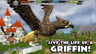 Griffin Simulator - iPhone, iPad, and iPod touch. This app is optimized for iPhone 5.