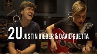 David Guetta ft Justin Bieber - 2U (Acoustic Cover by Sebastian Olzanski)