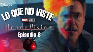 WANDAVISION Episodio 6 | Lo que no viste Referencias | Easter Eggs por Tony Stark