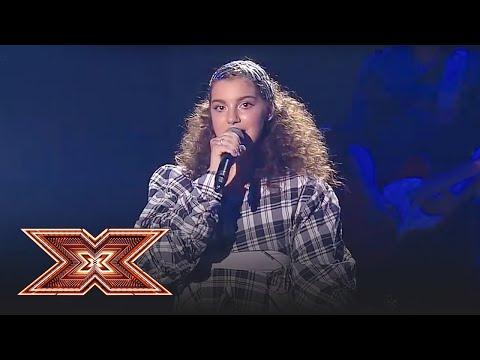 """Mihaela Mihai - """"Tudore"""". Vezi cum cântă Ioana Bulgaru, în Gala LIVE X Factor!"""