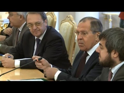 Lavrov accuses US of encouraging separatism among Syrian Kurds