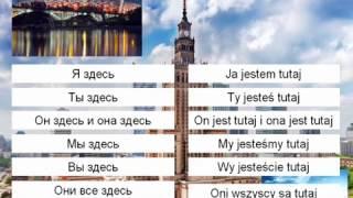 Курс польского языка. Урок 1