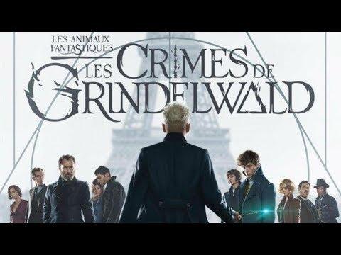 Animaux fantastiques 2: Les crimes de Grindelwald