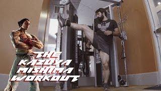 7 Exercises to Train Like Kazuya Mishima