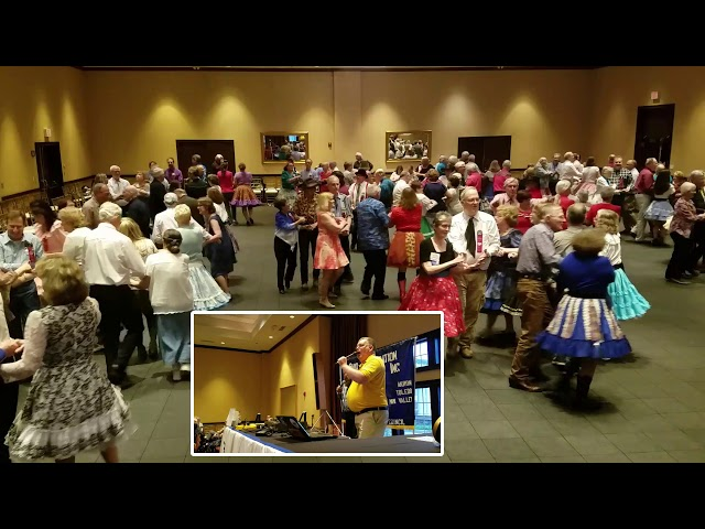 2019 Ohio Dance Convention -- 5/3/2019 -- 09 -- John Ramsey / Tom Strickland -- Shake It For Me