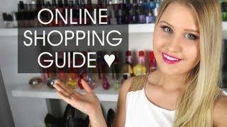 ONLINE SHOPPING GUIDE FOR AUSTRALIANS ♥ BEAUTY EDITION