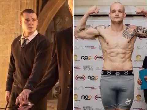 Goyle from Harry Potter is an MMA Fighter