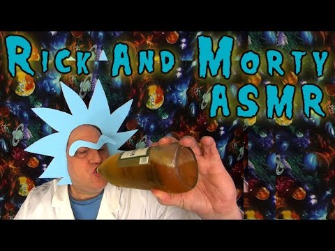Rick And Morty ASMR