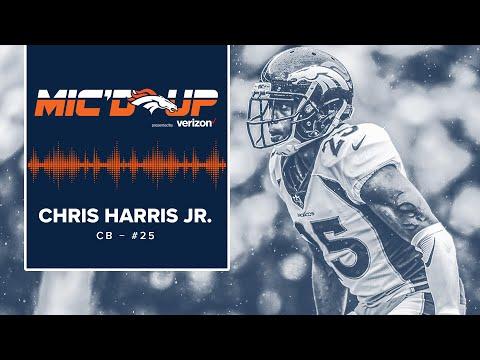 Mic'd Up: Chris Harris Jr. vs. Baltimore Ravens | Denver Broncos