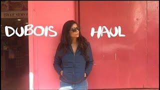 DUBOIS HAUL | VLOG 006 | My life's style Pinky Ghelani