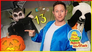 Night of Halloween | Halloween Songs for Kids | Trick or Treat | The Mik Maks
