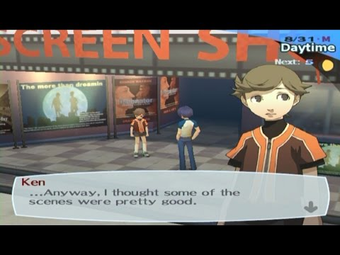 Persona 3 FES Max Social Links: 8/29, 8/30 and 8/31 - Final Few Films