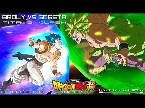 DBS: Broly - Broly Vs Gogeta OST [Titans Clash]