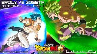 Dbs Broly Broly Vs Gogeta OST Titans Clash.mp3
