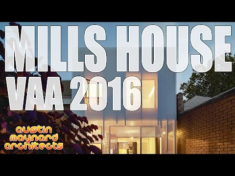 Mills House - Victorian Architecture Awards 2016 - Austin Maynard Architects