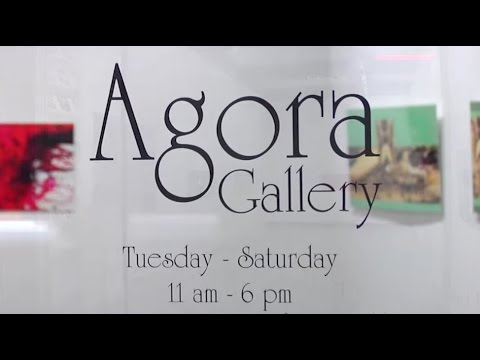 Agora Gallery, Chelsea, New York City