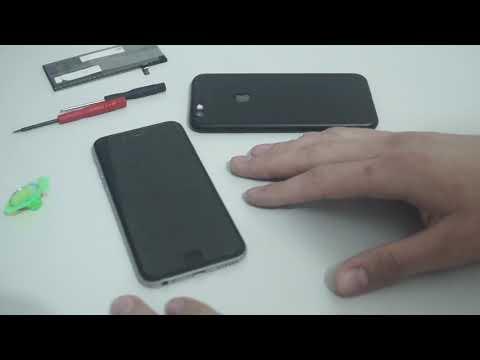 IPhone не включается горит яблоко и гаснет - Решено
