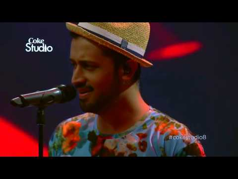 Fast motion of Atif Aslam, Man Aamadeh Am, Coke Studio, Season 8, Episode 3