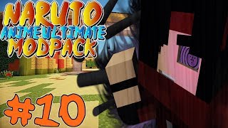 YANG RELEASE! || Naruto Anime Ultimate Modpack Episode 10 (Minecraft Naruto Anime Mod)