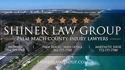 Palm Beach County Injury Lawyers - Boca Raton, West Palm Beach, Delray Beach