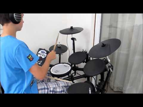 Sam And The Womp - Bom Bom Drum Cover