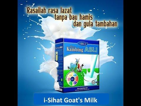 kelebihan susu ASLI i-sihat