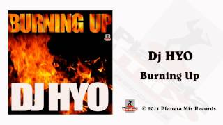 Dj HYO - Burning Up (Discoduck Radio Edit)