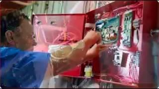 видео Установка пожарной сигнализации цены