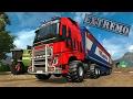 Mapa Extremo Dirty | Volvo FH16 750 | Motor, Suspensión y Llantas Alteradas