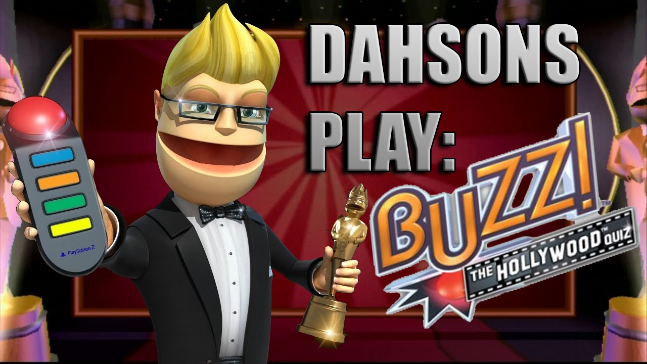 Dahsons play buzz the hollywood quiz youtube sciox Image collections