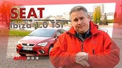 SEAT Ibiza 1.0 TSI - Der kleine Spanier in den neuen Klamotten