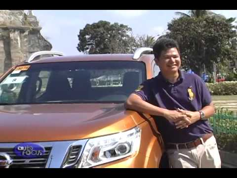 Auto Focus Special Feature Nissan Navara Drive to Ilocos 2015
