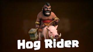 Clear hall 9, 36 hog rider war clans | 3 star war clan | Clash of clans