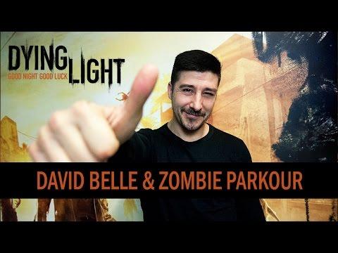 David Belle & Dying Light  Zombie Parkour
