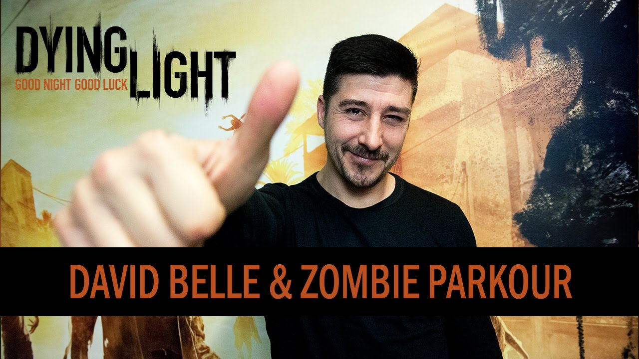 Zombie Parkour Dying Light