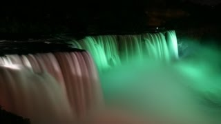 Niagara Falls by Land, Water & Air - Niagara, USA
