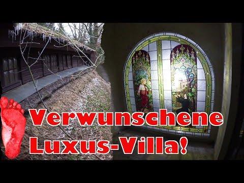 Urbex: BOMBENANSCHLAG VEREITELT! | Luxus-Villa auf der Insel