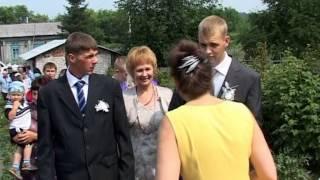 свадьба в заринске.(выкуп)