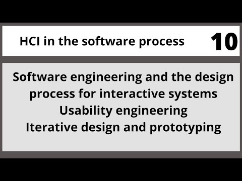 Human Computer Interaction Lecture 10 in Urdu| Hindi I Vcomsat