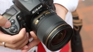 Nikon 28mm f/1.8 AF-S Hands-on Review (feat. MS Optical 28mm)