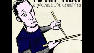 zach danziger talks about the dave weckl shoes the id hit that podcast