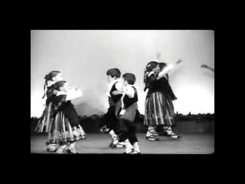 FMT No-Do 203: Jota y Seguidillas de Navas del Rey (Navas del Rey, Madrid, 1976)