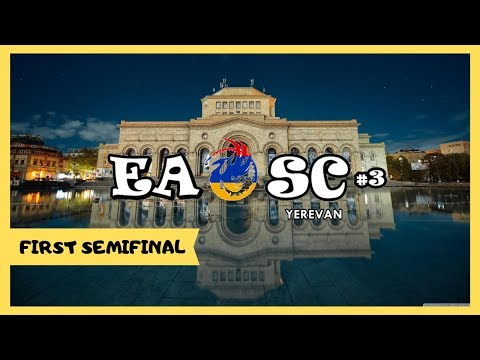 First Semifinal || Eurovision Artists Other Song Contest (#3) || Yerevan