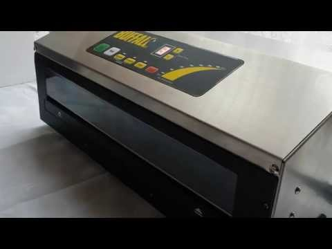 Buffolo Automatic Vacuum Packing Machine - Demonstration