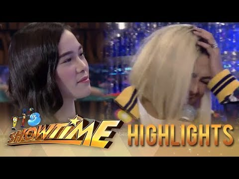 It's Showtime Miss Q and A: Jackque accuses Vice Ganda of being easily swayed