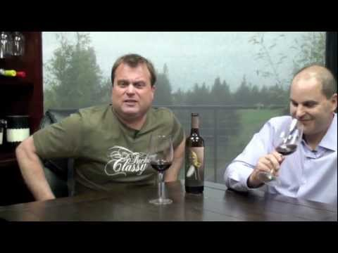 Thumbs Down Wine Review: Is that a Banana on the Bottle, or are You Just Happy to See Me?