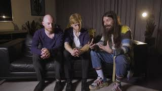 Biffy Clyro - MTV Unplugged Q&A (Pt 3)