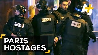 Paris Concert Hall Hostage Situation: Over 80 Dead In France