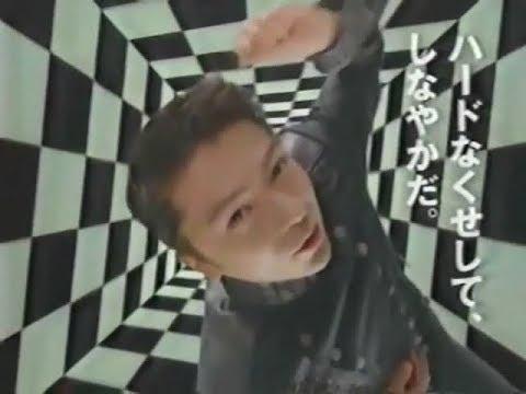 武田真治 資生堂 CM スチル画像。CM動画を再生できます。