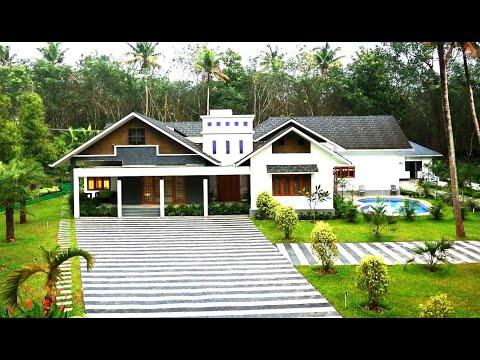 European style 3 Bed Room Home | Best Interior Designers in Kochi, Kerala | Greentech Interiors